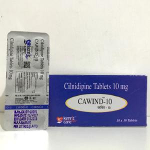 Cadwin 10mg-10mg Tablet