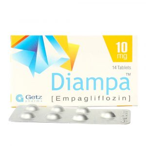 DIAMPA 10MG TABLET