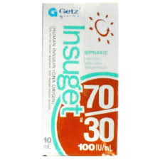 Insuget 70 plus 30 injection