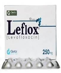 Leflox 250mg Tablet