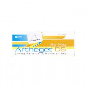 Artheget Ds40plus240mg Tablet
