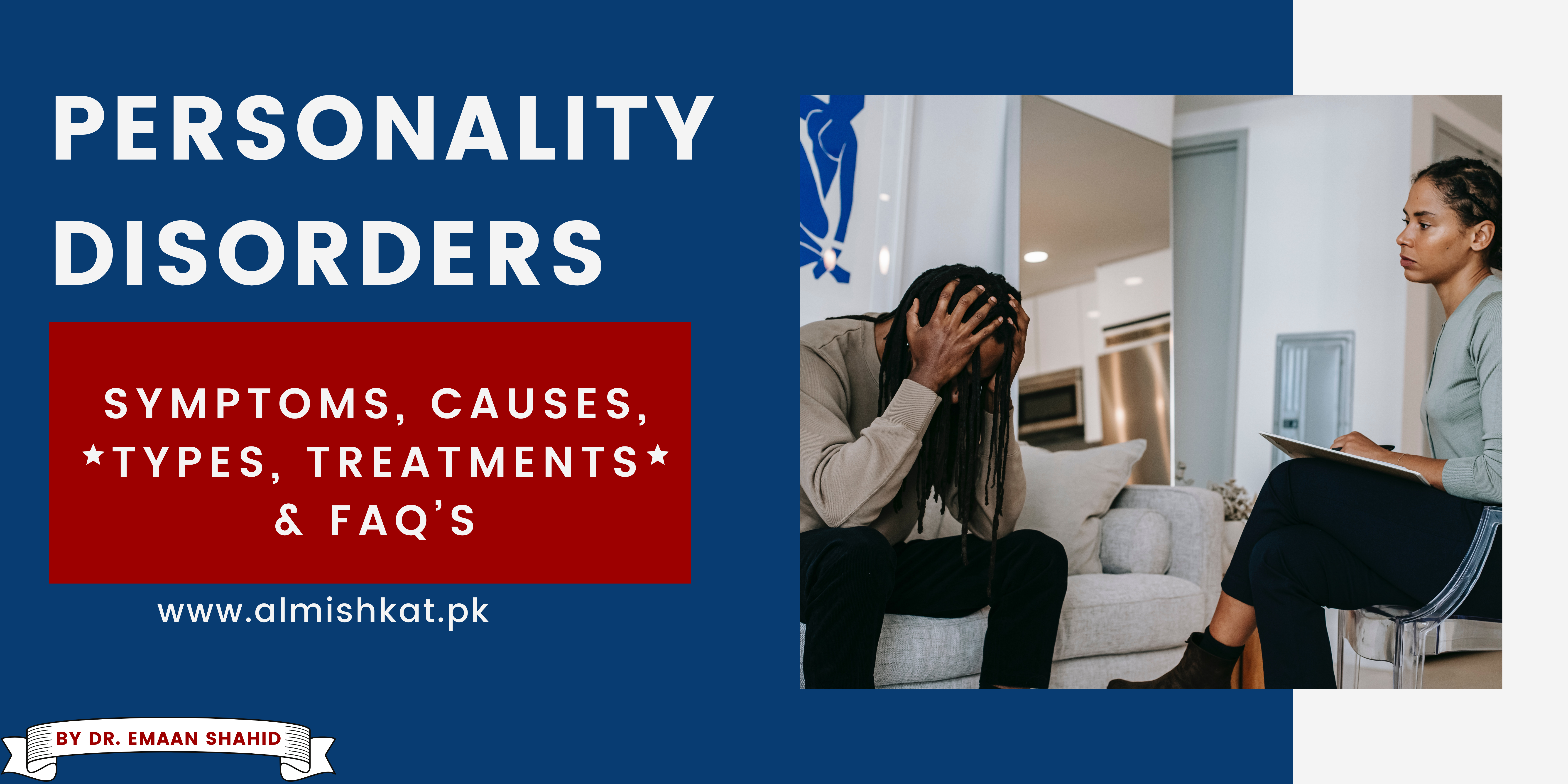 Personality Disorders Featured Image
