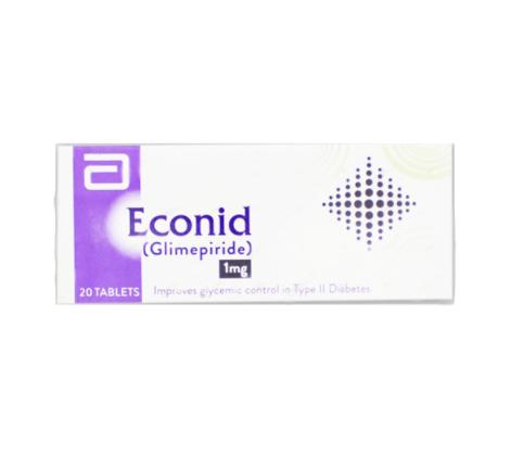 Ecnoid Tablets 1 mg