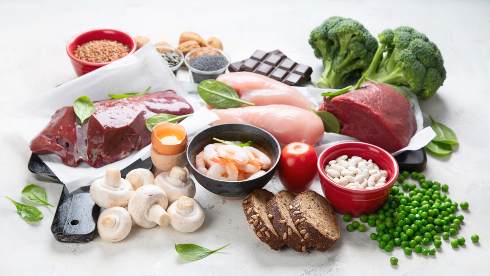 Food To Take In Anemia (Iron Deficiency)