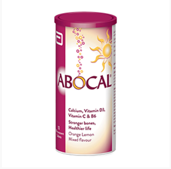 Abocal Effervescent Tab