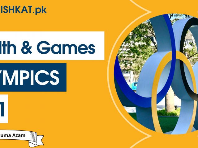 Health And Games Of Olympics