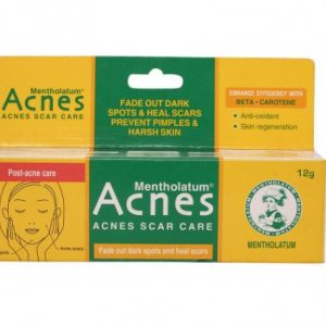 Mentholatum Acnes Scar Care